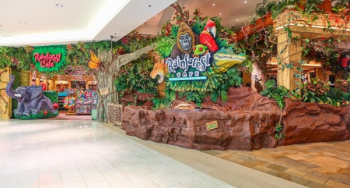 Rainforest Cafe - Mall of America