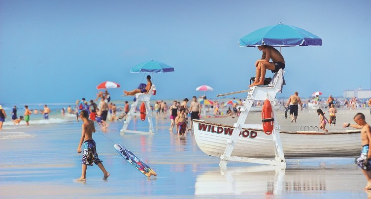 Experience the Wildwoods