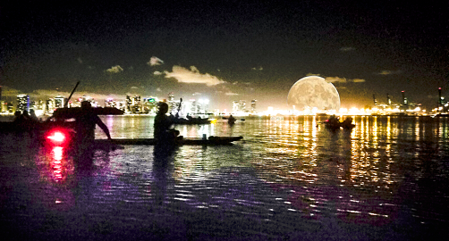 Full Moon Kayak & Paddleboard Tours