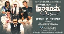Legends in Concert - Foxwoods Resort Casino