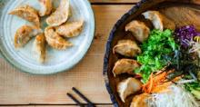 Dumpling Trail in Richmond, BC