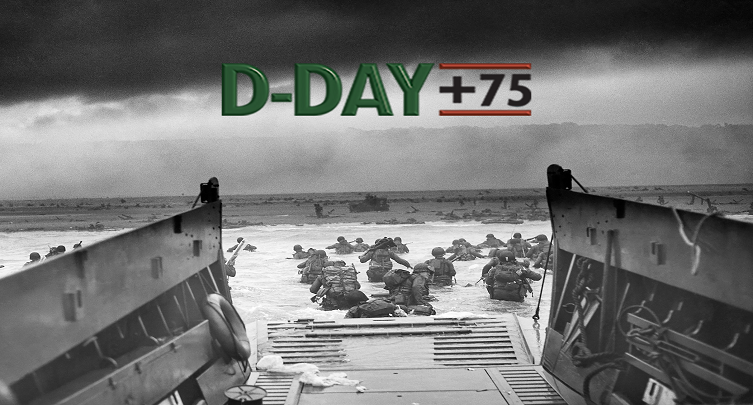 D-Day +75