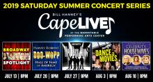 Cape Live Shows - Concerts & More!