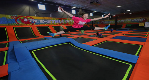 Urban Air Trampoline and Adventure Park- South Hackensack
