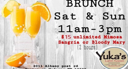 Yuka's Latin Fusion Brunch
