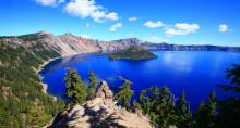 Crater Lake's Backyard