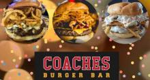 Coaches Burger Bar Canton
