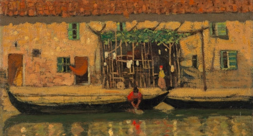 James W. Morrice: The A. K. Prakash Collection