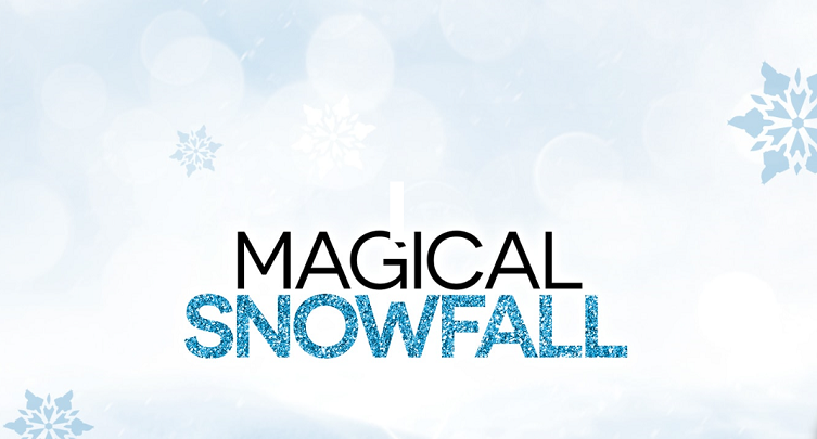 Magical Snowfall