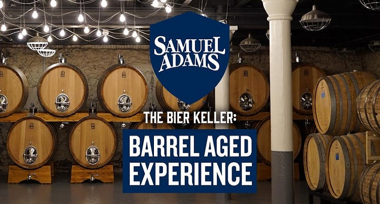 The Bier Keller: Samuel Adams Barrel Aged Experience