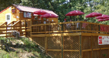 Niangua River Oasis Canoe Rental and Campground
