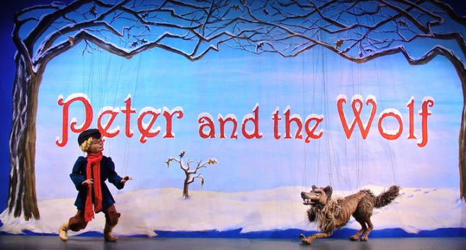 National Marionette Theatre: Peter and the Wolf