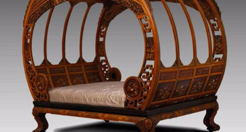 Importing Splendor: Luxuries from China
