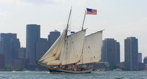 Liberty Fleet of Tall Ships - Boston