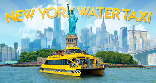 New York Water Taxi & Circle Line Downtown