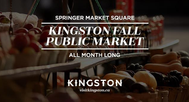 Kingston Fall Public Market