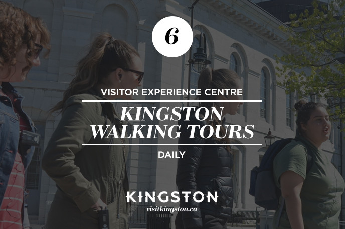Kingston Walking Tours