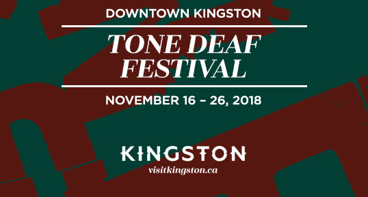 Tone Deaf 17: Kingston's Festival of Adventurous Sound