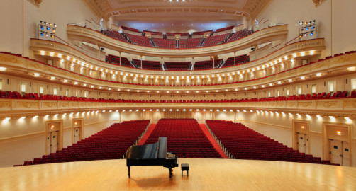 Carnegie Hall's Opening Night Gala The Cleveland Orchestra