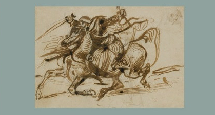 Devotion to Drawing: The Karen B. Cohen Collection of Eugène Delacroix