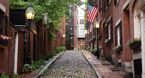 Beacon Hill Tour