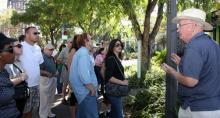 Docent Guided House tours at Historic Stranahan House Museum