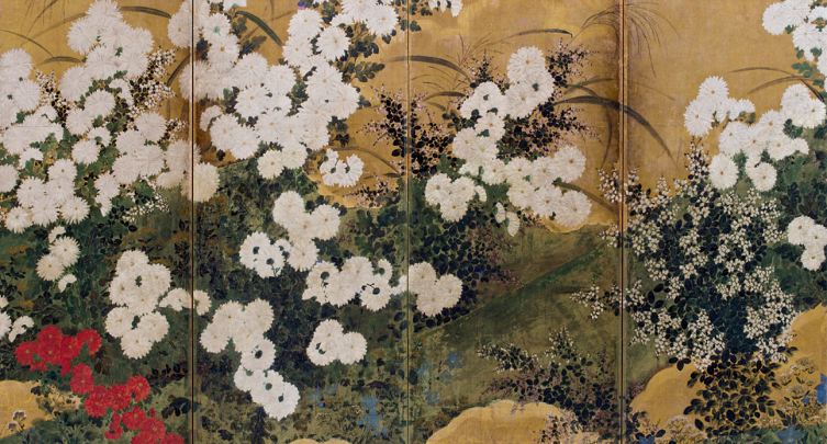 Japanese Art of the Rinpa School - TEMPORARILY CLOSED