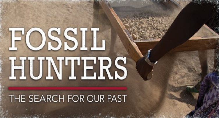 Fossil Hunters: The Search for Our Past