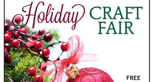 48th Annual Holiday Craft Fair
