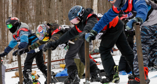 Catskill Mountain Series: Slopestyle 1 and 2
