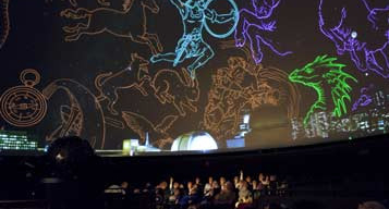 Wonders of the Night Sky - Planetarium Show