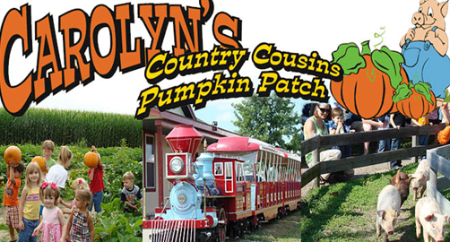 Carolyn's Country Cousins Pumpkin Patch