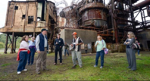 Carrie Furnaces Industrial Tour