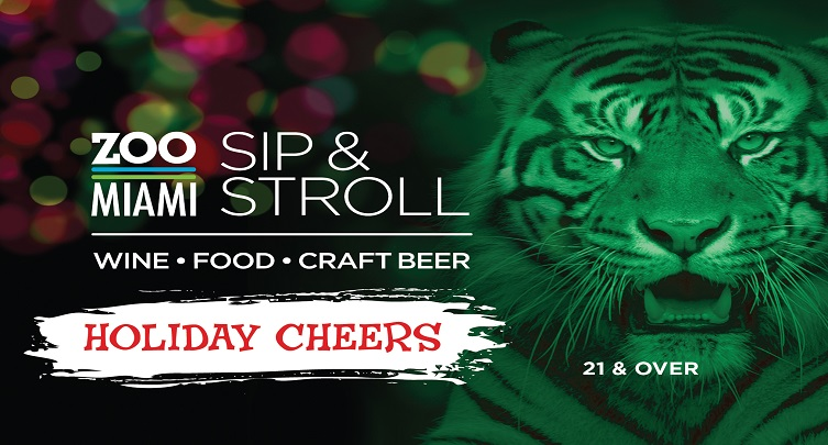 Sip and Stroll Holiday cheers