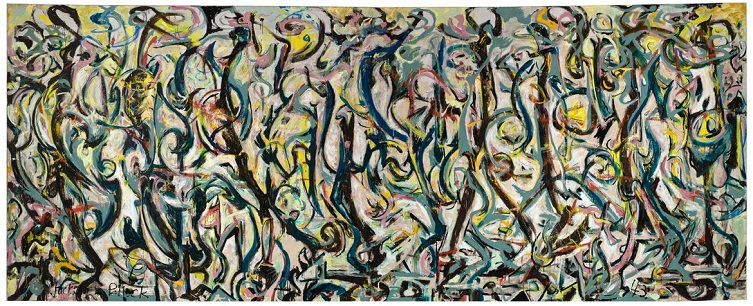 Away from the Easel: Jackson Pollock's Mural