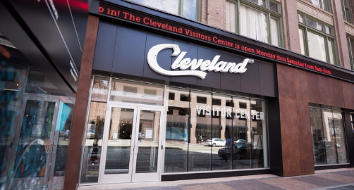 CLE Visitors Center