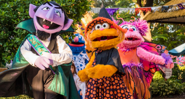 Sesame Street Kids' Weekend