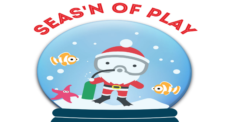 Scuba Claus & The Seas'N of Play