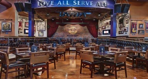 Hard Rock Cafe - Pittsburgh